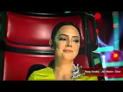 Recep Tanyıldız 'Nemrudun Kızı'   O Ses Türkiye 27 Ekim 2014
