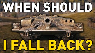When Should I Fall Back in World of Tanks?