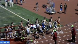 This video is about 2017 Arcadia Invitational - Boys Rated 3200 met...