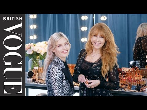 Georgia May Jagger's Smoky Eye Make-up Tutorial by Charlotte Tilbury | British Vogue thumbnail