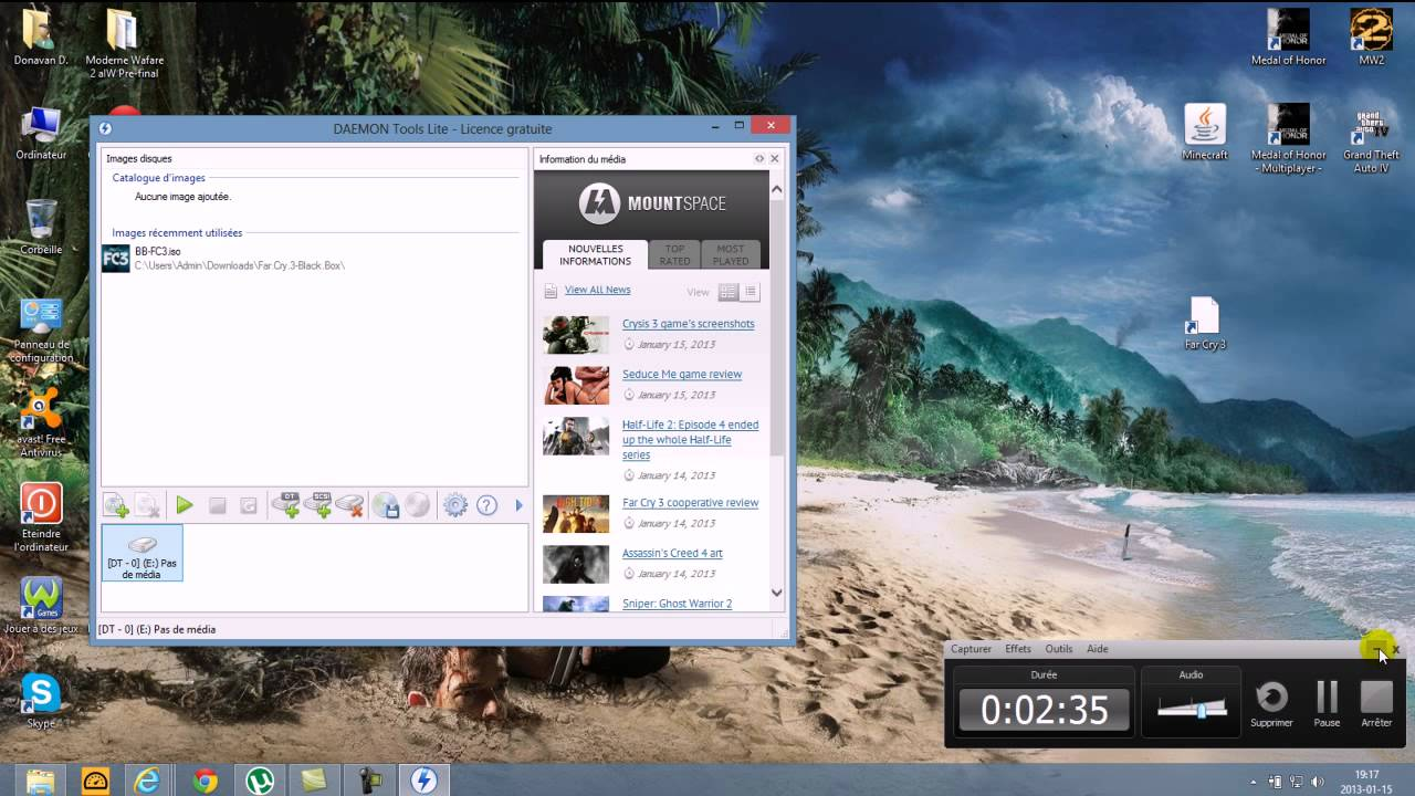 comment installer far cry 3 pc gratuit youtube. Black Bedroom Furniture Sets. Home Design Ideas