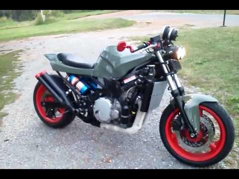 my custom 91 cbr1000f update - youtube