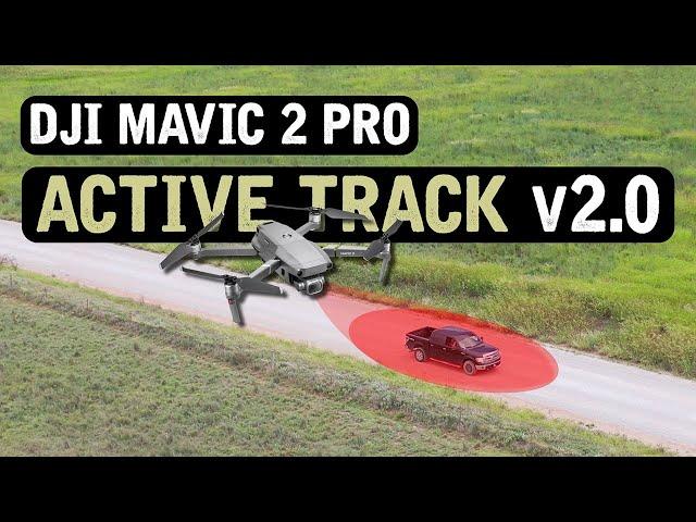 DJI Mavic 2 Pro / ACTIVE Track! (Refresher) / Tutorial