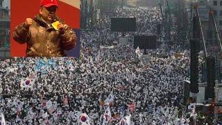 태극기를 들고.3월10일.11일.13일.중.대한민국 국민의 힘을 보여 줍시다!