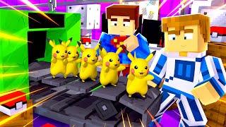 BUDUJEMY FABRYKE POKEMONÓW! | Minecraft Pokemon #3
