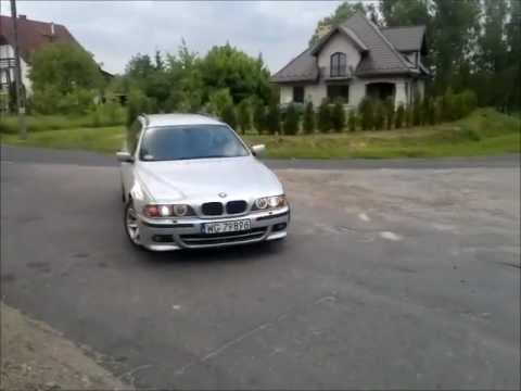 bmw e39 530d touring m pakiet youtube. Black Bedroom Furniture Sets. Home Design Ideas