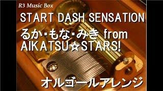 るか・もな・みき from AIKATSU☆STARS! - Let's アイカツ!