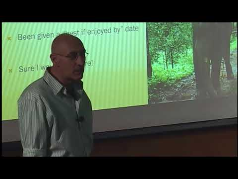 Ralph B  Brown:   'Last Lecture'