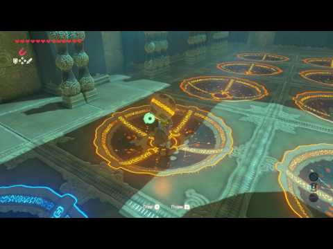 Breath of the Wild -Keo Ruug Shrine GUIDE! (Fateful Stars Trial) + Chest