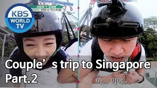 Couple's trip to Singapore Part.2[Battle Trip/2019.05.12]