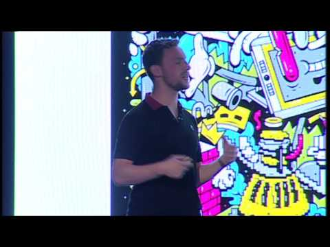 'Street Art, from Graffiti to VR' by Dr Lee Bofkin and Chu at the PromaxBDA UK Conference 2016