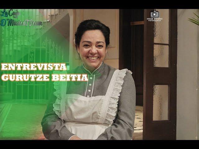 GURUTZE BEITIA: LA PARTE CÓMICA HACÍA FALTA Y MI PERSONAJE LO DA | ACACIAS 38