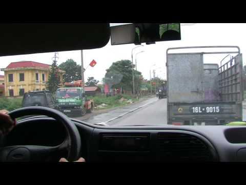 ハノイ・ドライヴィング  DRIVE TO HANOI
