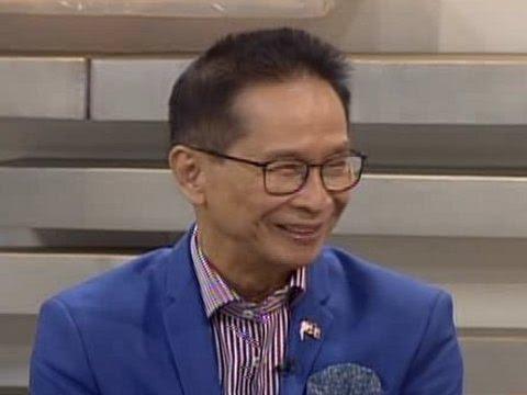 NTG: Panayam kay Chief Presidential Legal Counsel Atty. Salvador Panelo
