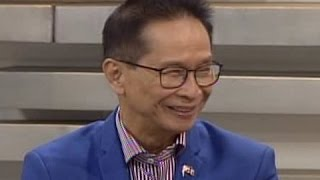 NTG: Panayam kay Chief Presidential Legal Counsel Atty. Salvador Panelo
