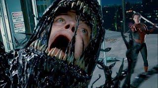 """Человек паук против Венома  (часть 3)- """"Человек-паук 3: Враг в отражении"""" отрывок из фильма"""