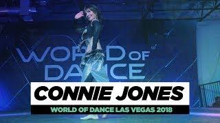 Connie Jones | FRONTROW | World of Dance Las Vegas 2018 | #WODVEGAS18