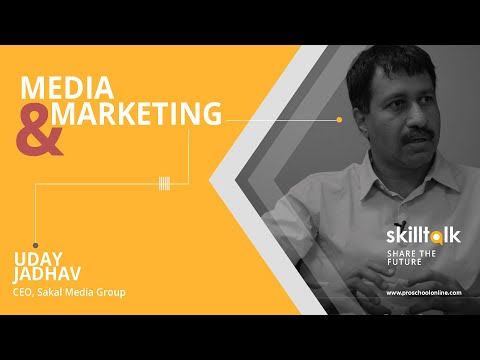 Sakal Media Group - CEO : Uday Jadhav, Explore Opportunities In Media & Marketing