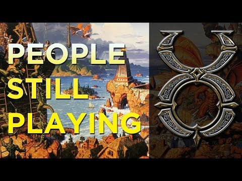 Ultima Online – First Look – People Are Still Playing This Game 2017
