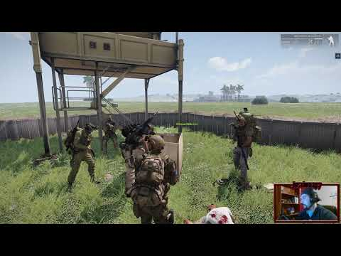 ArmA 3: ZFG Nation Server Overview