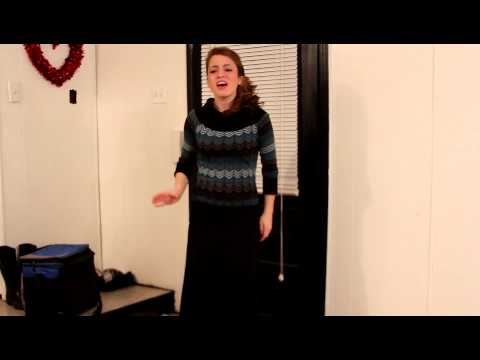 I'll Trust in Christ by Lauren Talley Trio in Sign Language