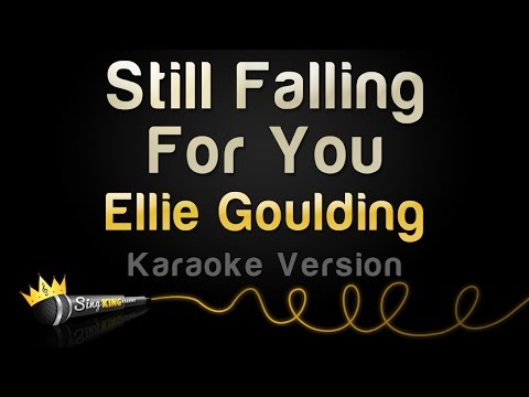 Ellie Goulding - Still Falling For You (Karaoke Version)