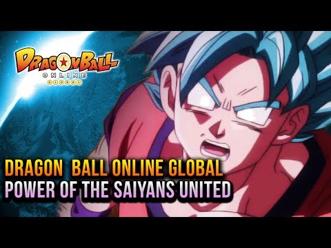 Dragon Ball Online Global - POWER OF THE SAIYAN ARMY UNITED