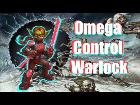 Omega Control Warlock | Rastakhan's Rumble