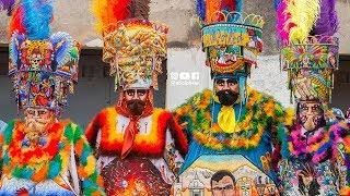 CHINELOS DE YAUTEPEC   1º Carnaval Cuernavaca 2018