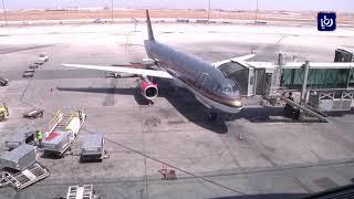 الملكية الأردنية تنفي أن تكون طائرات سلاحِ الجو التابعة للاحتلال قد اعترضت احدى طائراتِها