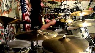 Glen Monturi - Lay Down Your Goddamn Arms (Marilyn Manson Drum Cover)