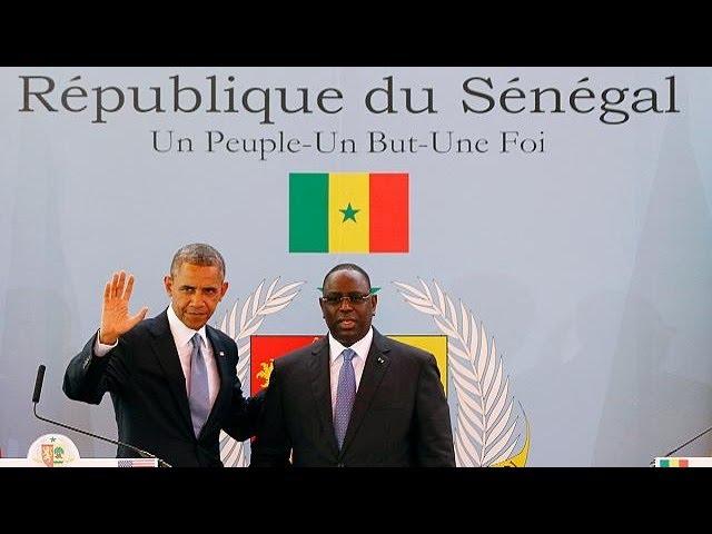 """Барак Обама: """"Нельсон Мандела - мой герой"""""""