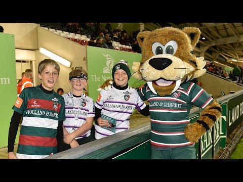 Two Minute Matchday | Leicester Tigers vs Exeter Chiefs
