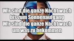 Daft Punk feat. Pharrell - Get Lucky (Deutsche Übersetzung)