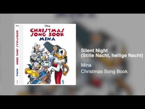 Mina - Silent Night (Stille Nacht, heilige Nacht) [Christmas Song Book 2013]