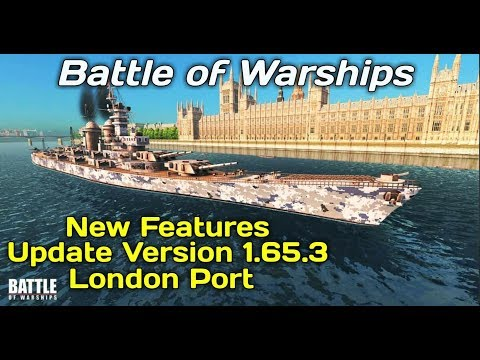 Battle Of Warships New Features Version 1.65.3