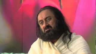 A One to One Interview with Sri Sri Ravi Shankar