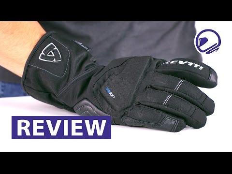 REV'IT! Cygnus H2O Motorhandschoen Review