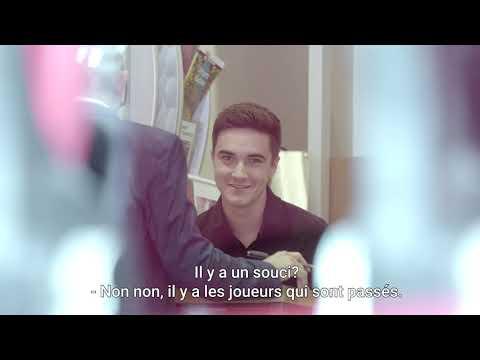 [Caméra cachée Adéquat & OL] Romain, bien plus qu'un intérimaire chez Adéquat !