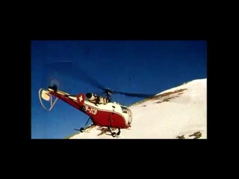 Film des 40 ans d'Air-Glaciers