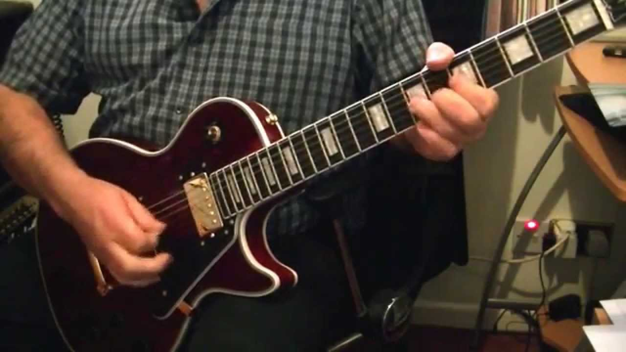 chibson les paul custom wine red part 2 youtube. Black Bedroom Furniture Sets. Home Design Ideas