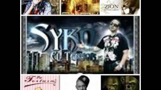 bienvenidos a mi mundo remix-syko el terror,zion,franco el gorila,cosculluela,eloy y muchos mas