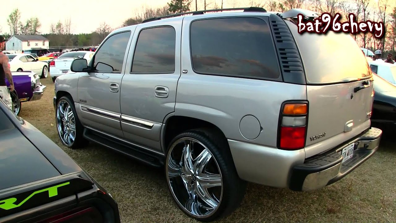 2004 Chevy Tahoe For Sale