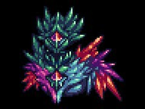 Terraria Elements Awoken 1.3.8 The Ancients (Awakened Mode) + Credits