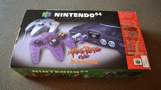 Brand New Complete in Box Nintendo 64 Unboxing N64