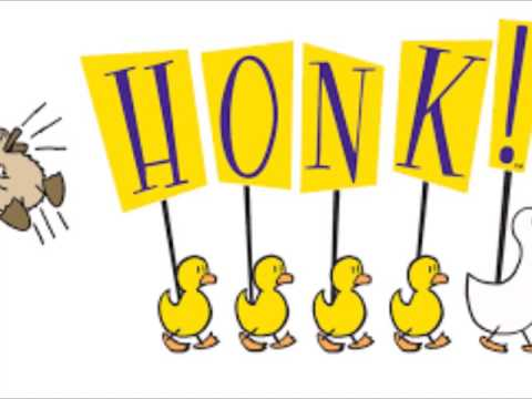 Every Tear A Mother Cries; Honk! The Musical