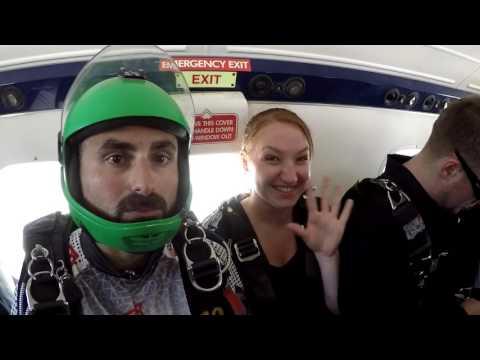 Skydive Dubai May 2017 - Holly Shuter