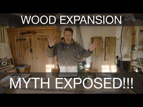 SAMURAI RANT - WOOD EXPANSION MYTH EXPOSED!!!