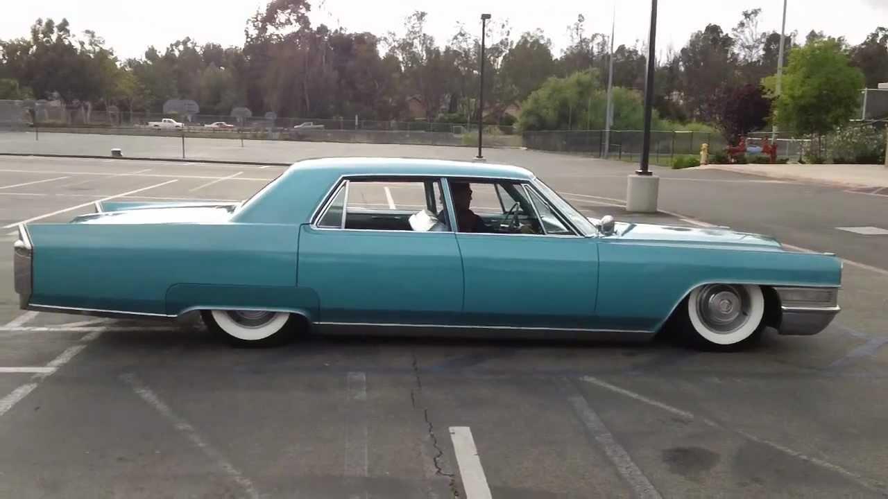 1965 Cadillac Fleetwood Bagged Mona Amp Ben Ridin Dirty