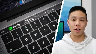 New Apple Macbook Pro to feature OLED Touch Bar?
